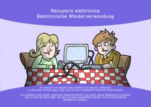 recupero elettronica