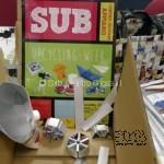 tetrapack per fare una lampada