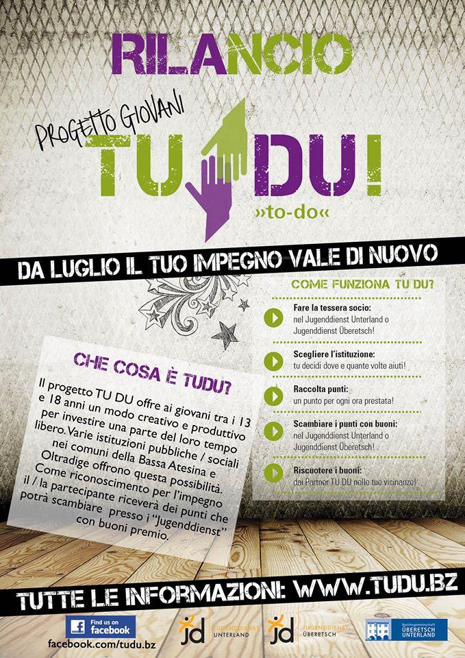progetto TUDu